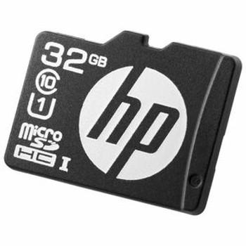 HPE 32 GB Class 10/UHS-I microSDHC - Class