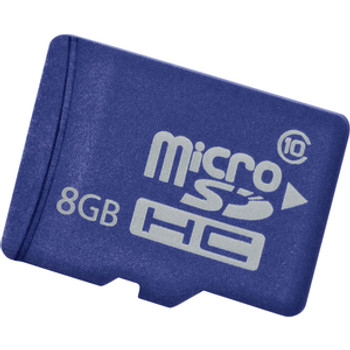 HPE 8 GB Class 10 microSDHC - 21 MB/s Read - 17 MB/s Write