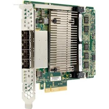HPE Smart Array P841/4GB FBWC 12Gb 4-ports Ext SAS Controller