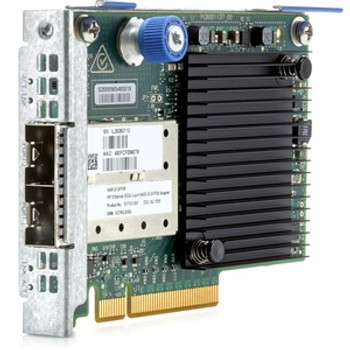 HPE Ethernet 10/25Gb 2-port 640FLR-SFP28 Adapter - PCI Express 3.0 x8 - 2 Port(s) - Optical Fiber