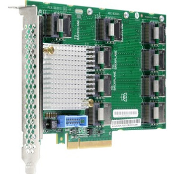 HPE ML350 Gen10 12Gb SAS Expander Card Kit with Cables - 874576-B21
