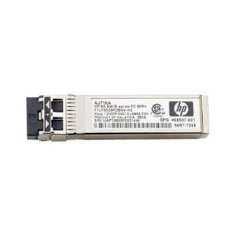 HPE SFP+ Module - 8GB - For Data Networking, Optical Network