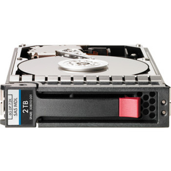 "HPE 4 TB Hard Drive - 3.5"" Internal - SAS (6 Gb/s SAS) - 7200rpm"