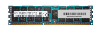 HYNIX 16GB DDR3 SDRAM Memory Module - For Server - 16 GB (1 x 16 GB)