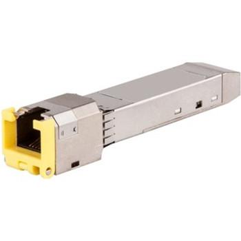 HPE Aruba 1G SFP RJ45 T 100m Cat5e Transceiver - For Data Networking, Optical Network