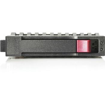 "HPE 300 GB Hard Drive - 2.5"" Internal - SAS (12 Gb/s SAS) - 15000rpm"