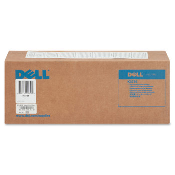 Dell Toner Cartridge - Laser - High Yield - 6000 Pages - Black - 1 Each