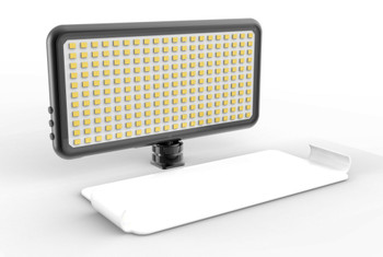 DigiPower Pro Event 180 LEDs Video Light with Diffuser