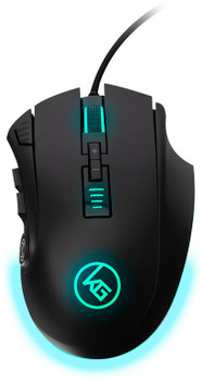 Kaliber Gaming 12-Button MMO Mouse