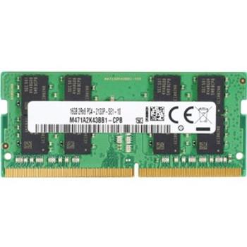 HP 16GB DDR4 SDRAM Memory Module - 16 GB (1 x 16 GB) - DDR4-2666/PC4-21300 DDR4 SDRAM - 260-pin - SoDIMM