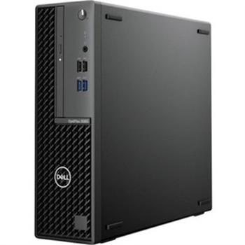 Dell OptiPlex 3000 3080 Desktop Computer - Intel Core i5 10th Gen i5-10500 Hexa-core (6 Core) 3.10 GHz - 16 GB RAM DDR4 SDRAM - 256 GB SSD - Small Form Factor