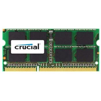 Crucial 4GB (1 x 4 GB) DDR3 SDRAM Memory Module -For Notebook, Desktop PC