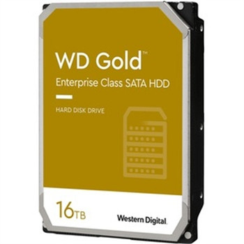 16TB Gold Enterprise SATA HDD