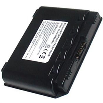 Compatible Laptop Battery Replaces Fujitsu FPCBP160, FPCBP160P, FPCBP160AP - 4800mAh 6 cell battery for Fujitsu Lifebook A3110, A3120, A3130, A3210, A6010 A6020, A6025