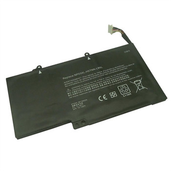 Compatible Laptop Battery Replaces HP 761230-005, HP HSTNN-LB6L, HP NP03XL - 3870mAh 3 cell battery for HP Pavilion 13, 15