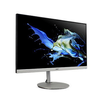 "Acer CB282K 28"" 4K UHD LED LCD Monitor - 16:9 - Black, Silver"