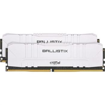 Crucial Ballistix 16GB (2 x 8GB) DDR4 SDRAM Memory Kit - BL2K8G30C15U4W