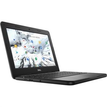 "Dell Chromebook 11 3000 3100 11.6"" Chromebook - HD - 1366 x 768 - Intel Celeron N4020 Dual-core (2 Core) - 4 GB RAM - 16 GB Flash Memory"