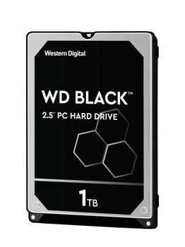 """WD Black WD10SPSX 1 TB Hard Drive - 2.5"""" Internal - SATA (SATA/600)"""
