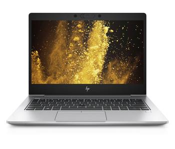 HP EliteBook 830 G6 W10P-64 i5-8365U 1.6GHz 256GB NVME 16GB(1x16 GB) DDR4 2400 13.3FHD WLAN BT BL FPR No-NFC Cam