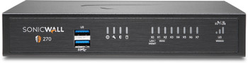 SonicWall TZ270 Network Security/Firewall Appliance