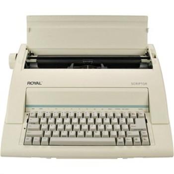 Royal Scriptor Typewriter