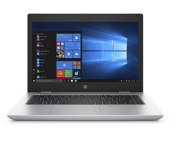 HP ProBook 640 G5 W10P-64 i5-8365U 256GB NVME 8GB (1x8GB) DDR4 2400 14.0 HD NIC WLAN BT FPR Cam No-NFC