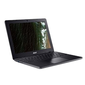 "Acer Chromebook 712 C871 C871-328J 12"" Chromebook - 1366 x 912 - Intel Core i3 (10th Gen) i3-10110U Dual-core (2 Core) 2.10 GHz - 8 GB RAM - 64 GB Flash Memory - Shale Black"