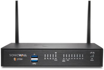 SonicWall TZ370W Network Security/Firewall Appliance