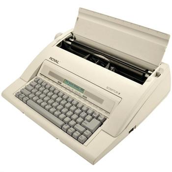 Scriptor II Typewriter Brn Box