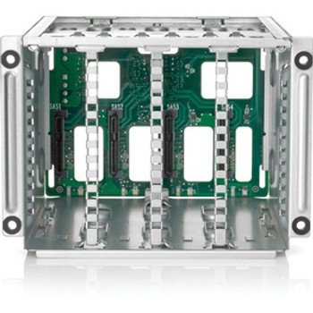 """HPE Drive Enclosure Internal - 4 x HDD Supported - 4 x 3.5"""" Bay Kit"""