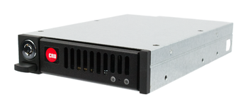 "CRU QX310 v2 Drive Enclosure for 5.25"" - Serial ATA Host Interface Internal"