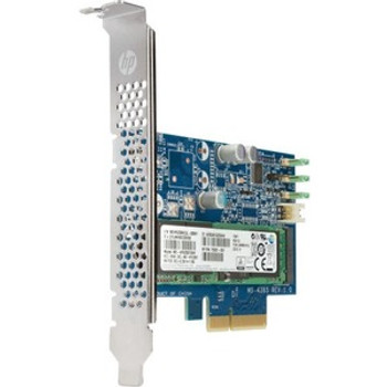 HP Z Turbo Drive 256 GB Solid State Drive - Internal - PCI Express - 1PD53AA
