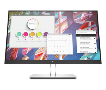 "HP E24 G4 23.8"" Full HD LCD Monitor - 16:9 - Black - 24"" Class"