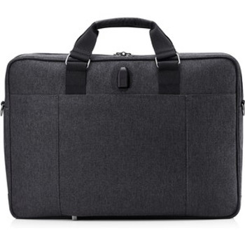 """HP Executive Carrying Case for 17.3"""" Notebook - Black - Shoulder Strap"""