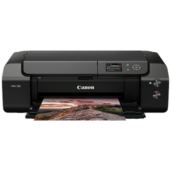 Canon imagePROGRAF PRO-300 Desktop Inkjet Printer - Color