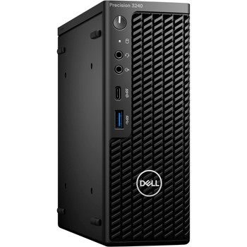 Dell Precision 3000 3240 Workstation - Intel Core i5 Hexa-core (6 Core) i5-10500 10th Gen 3.10 GHz - 8 GB DDR4 SDRAM RAM - 256 GB SSD