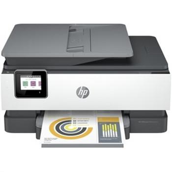 HP Officejet Pro 8025e Inkjet Multifunction Printer - Color