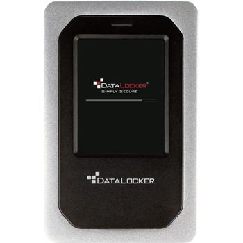 DataLocker DL4 FE 500 GB Portable Hard Drive - External - TAA Compliant