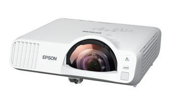 Epson PowerLite L200SW Short Throw 3LCD Projector - 16:10
