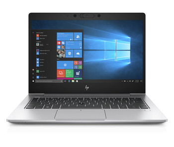 HP EliteBook 735 G6 W10P-64 AMD Ryzen 7 Pro 3700U 2.3GHz 256GB NVME 16GB(2x8GB) DDR4 2666 13.3FHD WLAN BT BL FPR No-NFC Cam