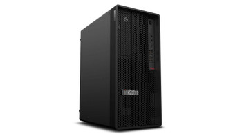 Lenovo ThinkStation P340 30DH00JCUS Workstation - 1 x Intel Octa-core (8 Core) i7-10700 2.90 GHz - 32 GB DDR4 SDRAM RAM - 1 TB SSD - Tower - Raven Black