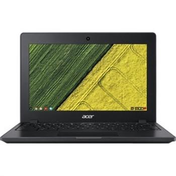 "Acer C771T C771T-C1WS 11.6"" Touchscreen Chromebook - HD - 1366 x 768 - Intel Celeron 3855U Dual-core (2 Core) 1.60 GHz - 4 GB RAM - 32 GB Flash Memory"