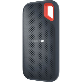 """SanDisk Extreme 250 GB Portable Solid State Drive - 2.5"""" External"""