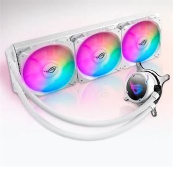 Asus ROG Strix LC 360 RGB Cooling Fan/Radiator/Water Block/Pump - 1 Pack