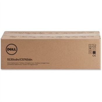 Dell 5130cdn/5765dn Imaging Drum Cartridge - U163N