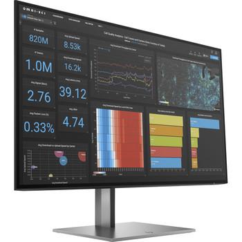 """HP Z27q G3 27"""" WQHD LCD Monitor - 16:9 - Silver - 2560 x 1440"""