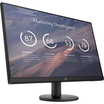 """HP P27v G4 FHD Monitor US - 27"""" Display"""