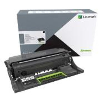 Lexmark Black Imaging Unit - Laser Print Technology - 60000 Pages - 1 Each - TAA Compliant