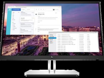 """HP E23 G4 FHD 23"""" Display Monitor"""